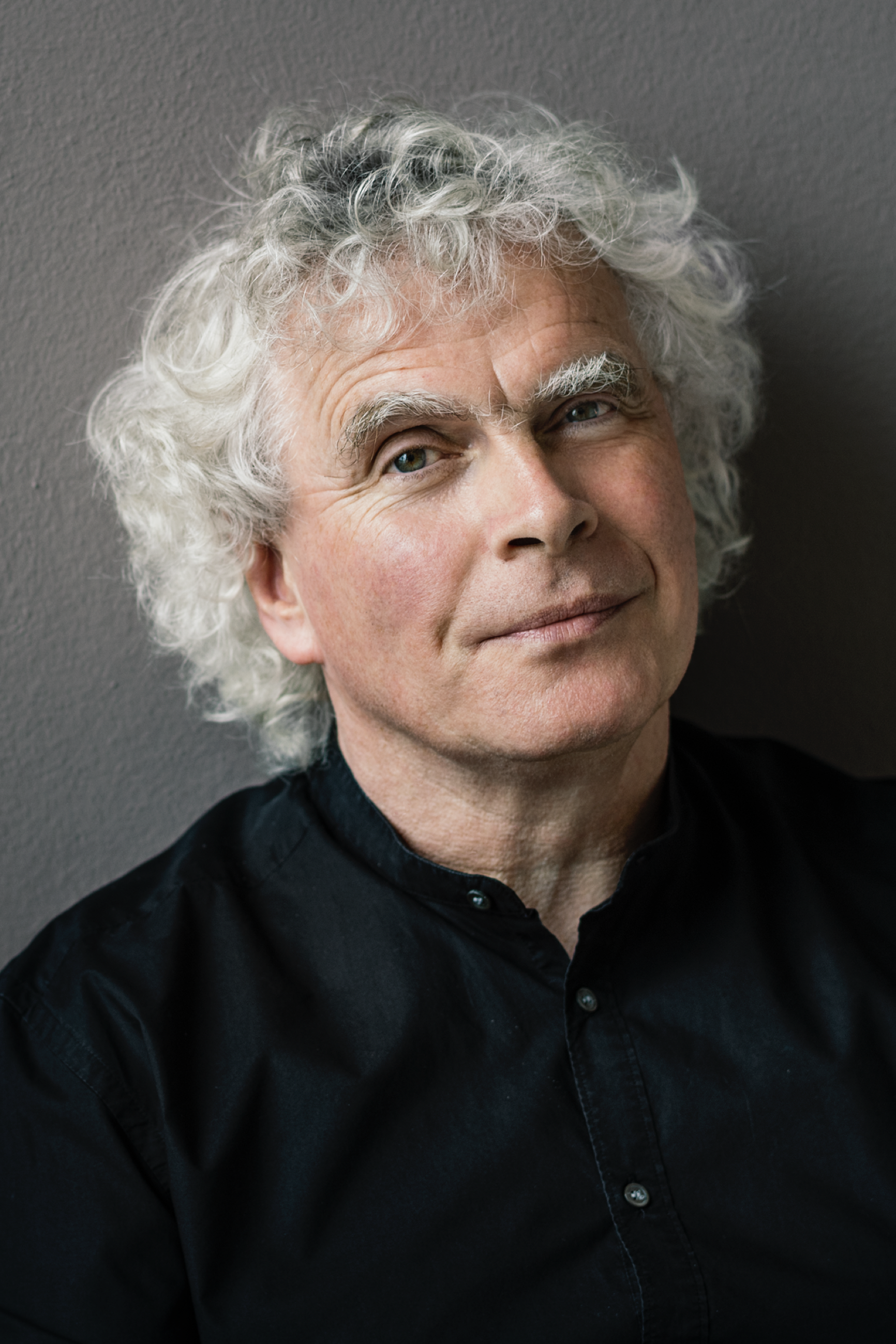 Simon Rattle © Oliver Helbig